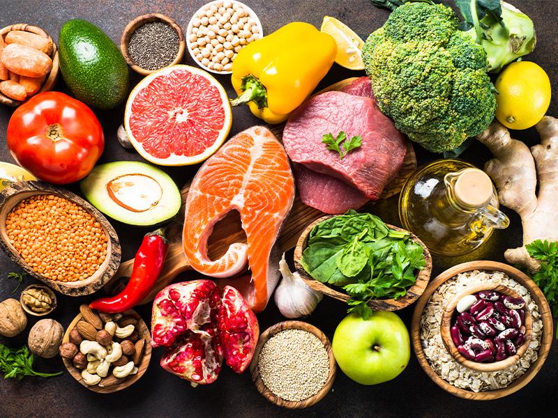 Ernährung mit caterva online