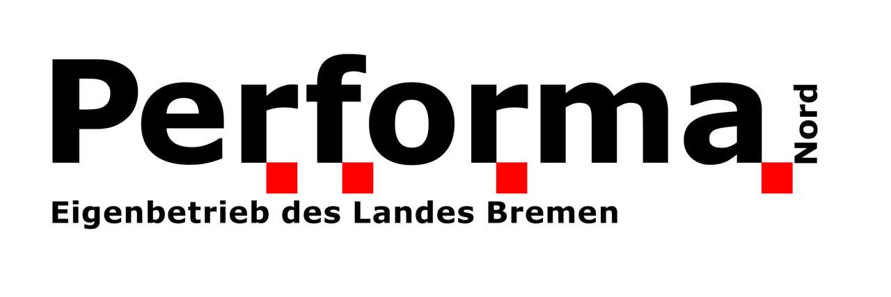 2021 Logo Performa Nord mit Zusatz Eigenbetrieb